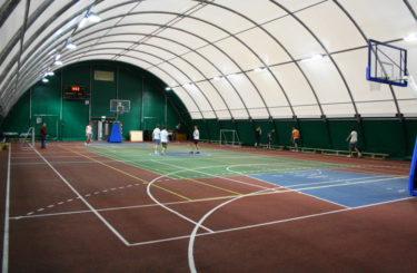 Zadaszenia obiektów sportowych